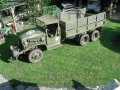 GMC 'Jimmy' Truck 1942 - Banjo Axles