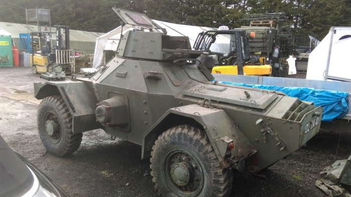 Wanted Ferret Scout Car for restoration project