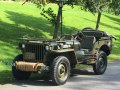 1942 GPW Ford scripted fully restored