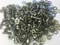 Nuts Bolts and Fastenings for Military and Classic Vehicles