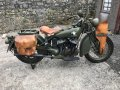 1942 Indian Scout 741B US A...