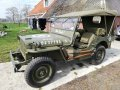 Willys MB Ford GPW 1945