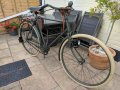 Reproduction WW1 Bicycle made from a BSA replica Indian Avon