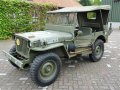 Willys MB june 1944 fully restored