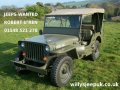 Wanted - Jeeps