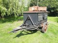 Sd.Anh 24 1941 German WWII Generator trailer