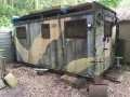 Post-WW2 Communications Container
