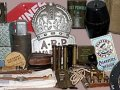 Militaria and Weapon Spares from Raids Militaria