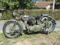 Norton 16H, completely original 1940 dated bike