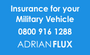 Adrian Flux Ex-Military Insurance